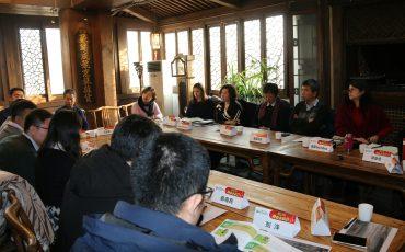 西班牙脱水苜蓿协会参加了荷斯坦举办的创刊六周年迎春茶话会
