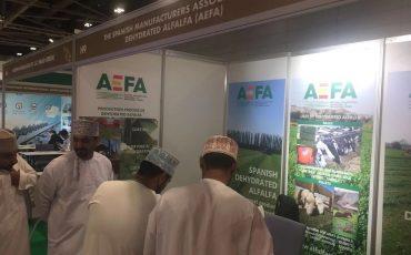 AEFA首次参加Agro Food Oman展览会